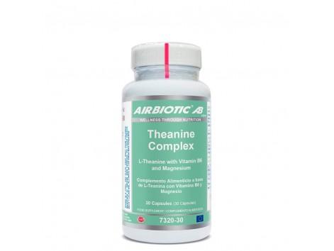 Lamberts Airbiotic Plus Theanine Complex 30 tablets