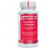 Airbiotic Cranberry Complex 30 cápsulas