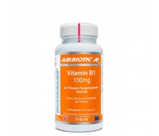 Lamberts Plus Airbiotic Vitamin B1 100mg 60 capslues