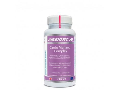 Lamberts Plus Airbiotic Cardo Mariano complex 30 capsules
