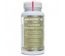 Airbiotic Curcuma Complex 30 comprimidos