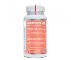 Airbiotic Aceite de Krill 500 mg 60 cápsulas