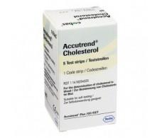 Рош Холестерин 25 полосы Accutrend