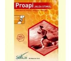 Sakai Proapi Stimul com ginseng real geléia 20 ampères.