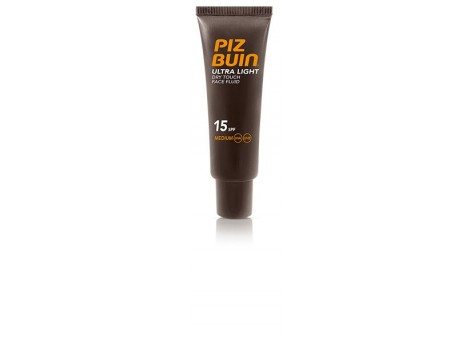 Piz Buin Ultra Light Dry Touch Crema Facial FPS 15 50ml