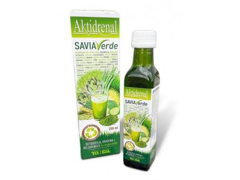 Tongil Aktidrenal Green sap extract 250 ml