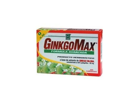 Esi  GinkgoMax 30 tablets