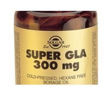 Solgar Aceite de borraja 1300 (Super GLA) 60 cápsulas blandas