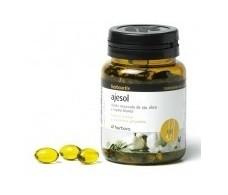 Herbora Ajesol (ajo, espino blanco y olivo) 90 perlas