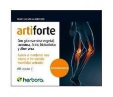 Herbora Artiforte 60 cápsulas