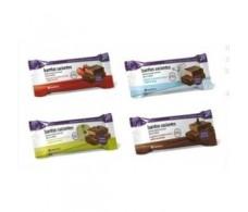 Herbora Barrita Chocolate Herbopuntia 24 unidades