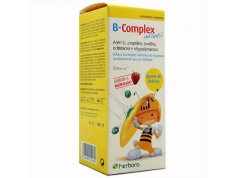 Herbora BI Complex Child syrup 250ml