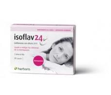 Herbora Isoflav 24 30 capsules