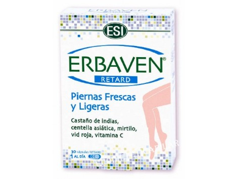Diet trepat Esi ERBAVEN retard 30 tablets