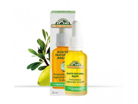 Corpore Sano Natural Argan Oil 30ml