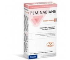 Pileje Feminabiane confort urinario 14 cápsulas