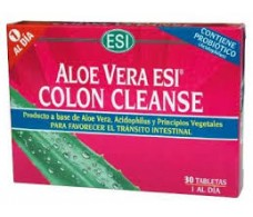 Esi aloe vera Colon Cleanse 30 tablets