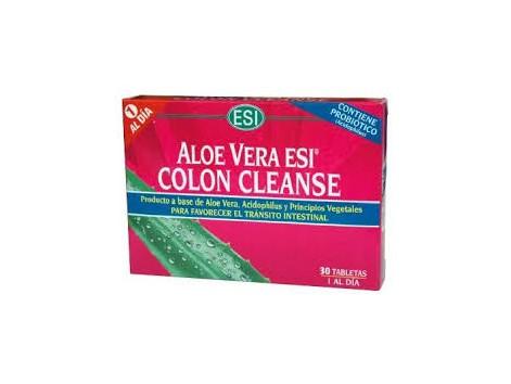 Esi aloe vera Colon Cleanse 30 tablets