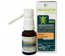 Pranarom Aromaforce garganta spray 15ml
