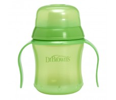 Dr. Brown's Mug 220 ml beginner. Anti-Colic-drip.