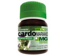 MGDose Cardo Mariano 30 comprimidos