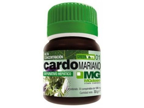 MGDose Cardo Mariano 30 tablets