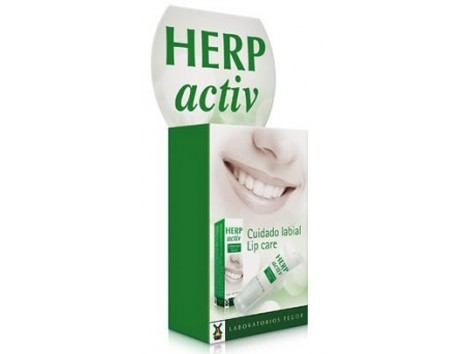 Herp Tegor Activ Lip Emulsion 12 x 5 ml
