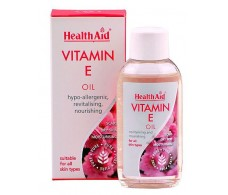 Health Aid Vitamina E aceite puro 50ml