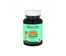 Nature's Plus 180 Papaya Enzyme Chewable Tablets