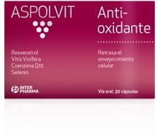 Interpharma Aspolvit Antioxidante 30 cápsulas