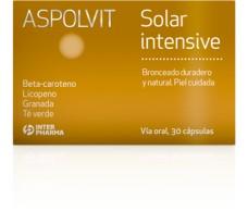 Interpharma Aspolvit+Care Solar Intensive 30 Capsules