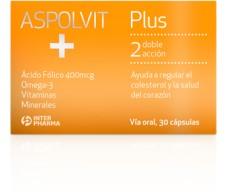 Interpharma Aspolvit Plus 30 Capsules