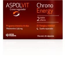 Interpharma Aspolvit Chrono Energy 20 Cápsulas