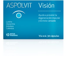 Interpharma Aspolvit Vision 30 Capsules