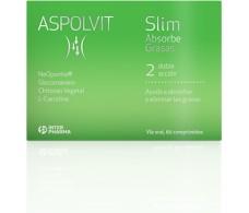 Interpharma Aspolvit Slim Absorbe Grasas 60 comprimidos