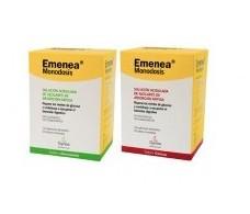 Gynea Emenea lemon-lime syrup 250ml