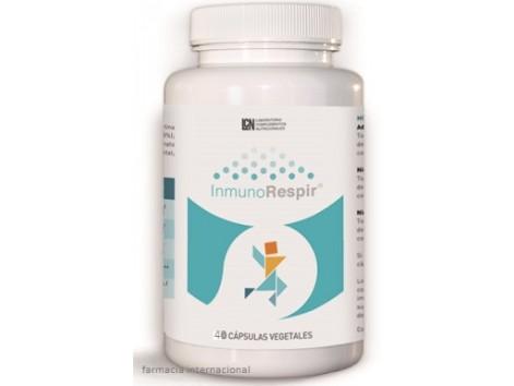 LCN InmunoRespir food supplement 40 capsules
