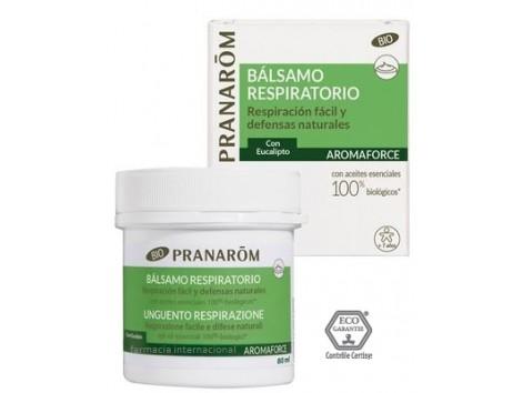 Pranarom Aromafoce respiratory Bio Balm 80ml