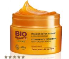 Bio-Beauté Masque Detox Vitamine - Mascarilla vitaminada naranja 50 ml.