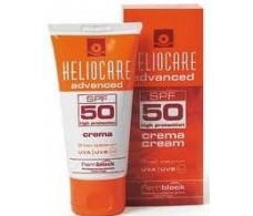 Heliocare Cream SPF50 50g Colorless.