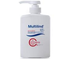 Multilind Gel de Baño pieles atópicas 500 ml