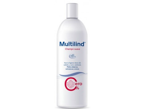 Multilind atopic skin Shampoo 400 ml.