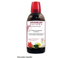 Sante Verte Draineur Nature Draining liquid detox effect 500 ml.