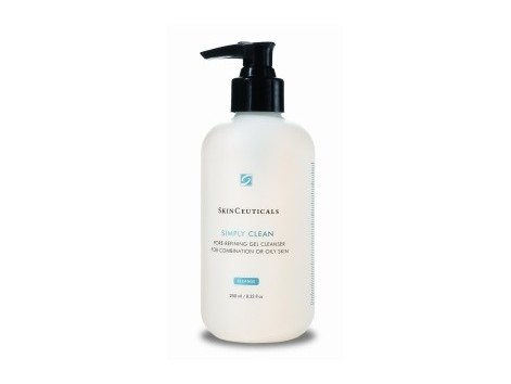 Skinceuticals Simply Clean. Facial Cleansing Gel 250ml.