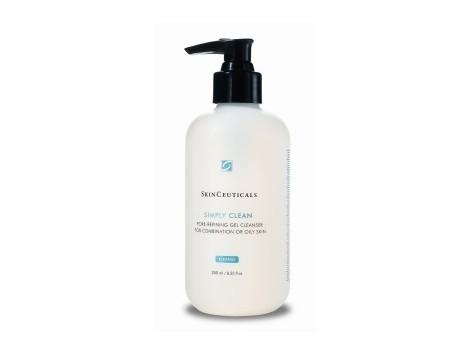 Skinceuticals Simply Clean Gel limpiador facial 250ml.