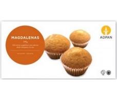 Adplan Magdalenas sin gluten 8 unidades