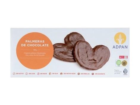 Adpan palms Chocolate 100 grams (gluten free)