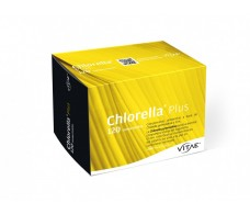 Vitae Chlorella Plus 1000mg 60 Tabletten (Darmpassage)