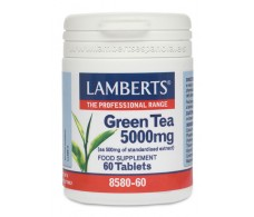 Lamberts Té verde - Green Tea 5000 mg. 60 tabletas