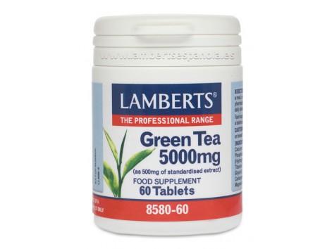 Lamberts Green Tea - Green Tea 5000 mg. 60 tablets